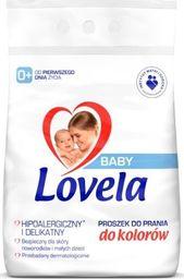 Lovela Baby Proszek do prania dla dzieci Kolor 2.7 kg
