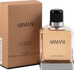 Giorgio Armani EAU DAROMES (M) EDT/S 50ML