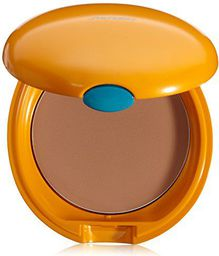 Shiseido Tanning Compact Foundation N SPF6 Brązujący podkład w kompakcie Natural 12g