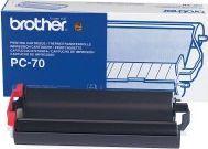 Brother Kaseta z folią do faksu FaxT/T72/T74/T76/T78 (PC70YJ1)
