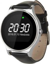 Smartwatch Kruger&Matz Style Czarny (KM0431)