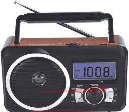 Radio Dartel RD-20 Czarno-Brązowy
