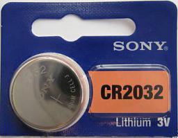 Sony BATERIA CR2032 1 sztuka (CR2032BEA)
