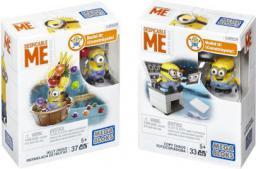 Mattel Minionki mini Zestawy (DMV20)