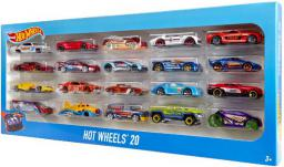 Hot Wheels HOT WHEELS DWUDZIESTOPAK  H7045