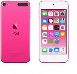 Odtwarzacz MP4 Apple iPod touch, 32GB, różowy (MKGW2RP/A)