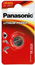 Panasonic Bateria Lithium Power CR1632 140mAh 1szt.