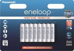 Panasonic Akumulator Eneloop AAA / R03 750mAh 8szt.