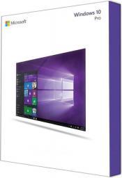 System operacyjny Microsoft Windows 10 Professional FR 64 bit OEM (FQC-08920)