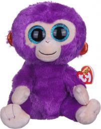 TY Grapes - Małpka fioletowa 24cm 7137045