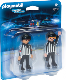 Playmobil Sędzia hokejowy (6191)