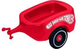 Big Bobby-Car Przyczepa czerwona 800001300