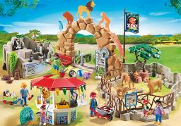 Playmobil Moje duże ZOO (6634)