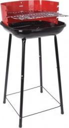 BBQ Grill ogrodowy węglowy ruszt 41x41 cm