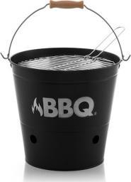 BBQ Grill turystyczny węglowy ruszt 26 cm