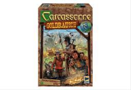 Schmidt Spiele Carcassonne: Gold Rush - wersja niemiecka (48244)