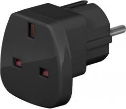 Techly Adapter zasilania UK/EU 13A, UK/BS - CEE 7/7 - 942716