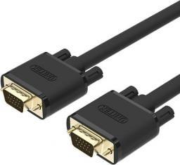 Kabel Unitek D-Sub - D-Sub 8m Czarny (Y-C512A)