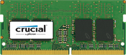 Pamięć do laptopa Crucial DDR4 SODIMM 16GB 2400MHz CL17 (CT16G4SFD824A)