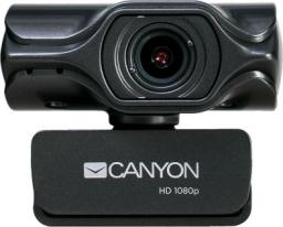 Kamera internetowa Canyon 2K Quad HD live streaming Webcam C6 (CNS-CWC6N)