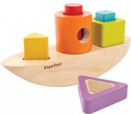 Plan Toys Sorter w kształcie łodki (PLTO-5429)