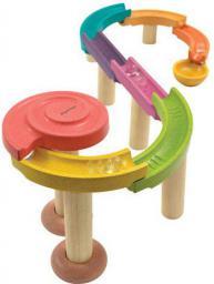 Plan Toys Kolorowy tor kulkowy standard (PLTO-5642)