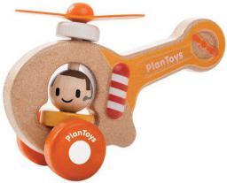 Plan Toys Drewniany helikopter (PLTO-5685)
