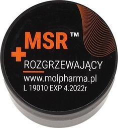 Molpharma MSR krem rozgrzewający mini 10ml