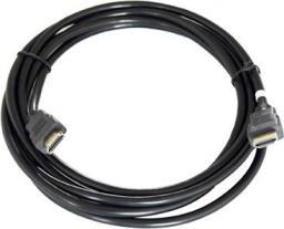 Kabel Vakoss HDMI - HDMI, 3, Czarny (TC-H733K)