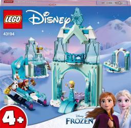 LEGO Disney Princess Lodowa kraina czarów Anny i Elsy (43194)