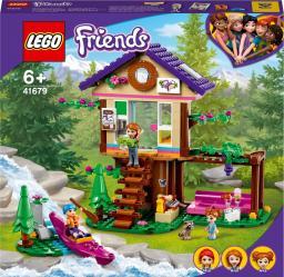 LEGO Friends Leśny domek (41679)