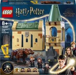 LEGO  Harry Potter Hogwart: spotkanie z Puszkiem (76387)