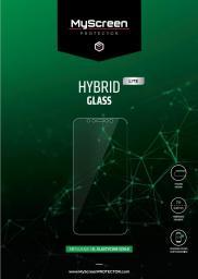 MyScreen Protector Szkło hybrydowe HYBRID GLASS LITE iPhone X/XS/11 Pro
