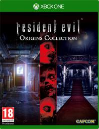 Resident Evil: Origins Collection (5055060931325) Xbox One