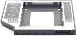 "Kieszeń Gembird adapter HDD do laptopa 5.25""-2.5"" SLIM 12.7mm (MF-95-02)"