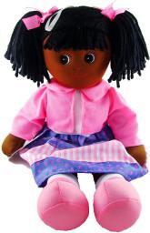 Pulio Mona GLOBO Zuzia lalka szmaciana 50 cm - 37706