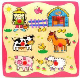 Brimarex Puzzle Farma 1564573