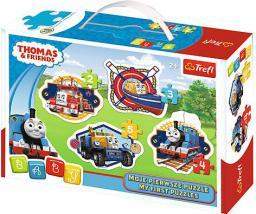 Trefl Baby Classic, Tomek i przyjaciele (36066)