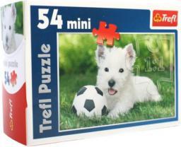 Trefl Puzzle Mini Słodkie Pupile 54 elementy (19424)