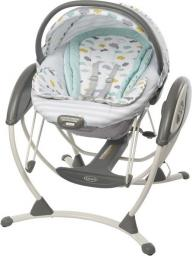 Graco Glider Elite Clouds 1947302
