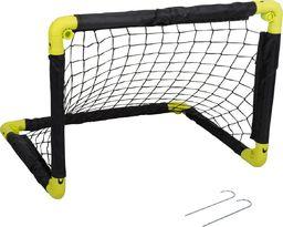 Dunlop Bramka do piłki nożnej składana Dunlop 55x44cm uni