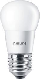Philips CorePro LEDluster 5,5W E27 P45 matowa (50765000)