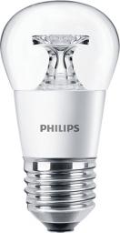 Philips CorePro LEDluster 4W E27 P45 przeźroczysta (50767400)