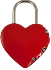 Lider Kłódka w kształcie serca (S742-065/3)