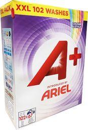 Procter & Gamble ARIEL proszek kolor 2,814kg 67p