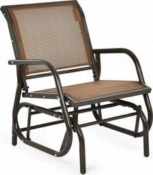 Costway Bujany fotel ogrodowy (OP70562BN)