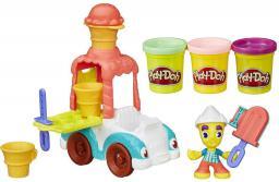 Hasbro Play-Doh Town Auto z lodami - B3417