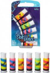 Play-Doh DOHVINCI 6-PAK TĘCZOWYCH TUB HASBRO B0006