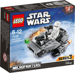 LEGO Star Wars Śmigacz śnieżny 75126