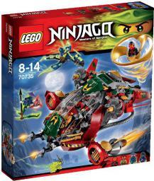 Lego Ninjago Ronin R.E.X. (70735)